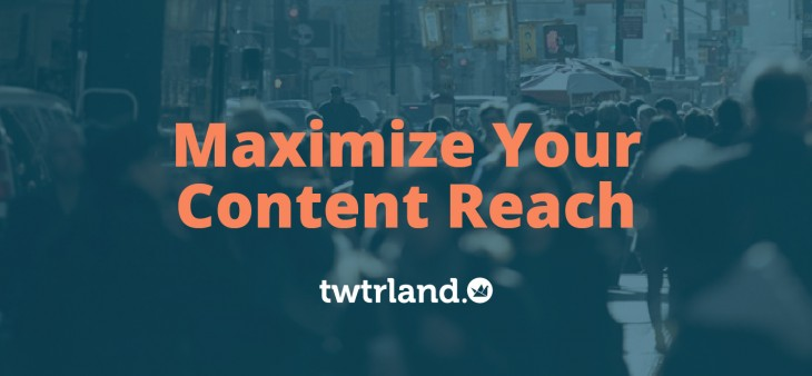 Maximize Your Content Read With Data Driven Approach