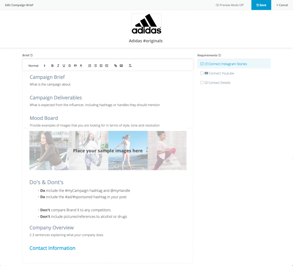 Klear Connect: Influencer Management Made Simple